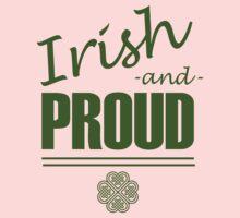 Irish and Proud One Piece - Long Sleeve