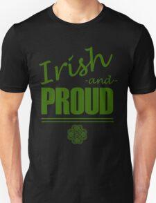 Irish and Proud T-Shirt