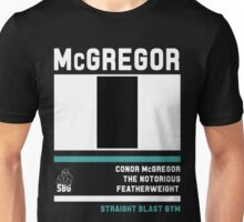 Conor McGregor - Fight Camp Collection (check artist notes for limited edition link)  Unisex T-Shirt