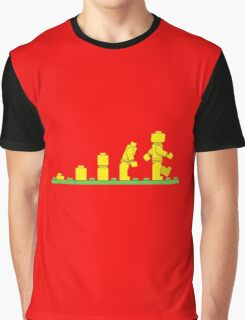 Lego Robot Evolutions Graphic T-Shirt