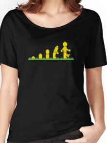 Lego Robot Evolutions Women's Relaxed Fit T-Shirt