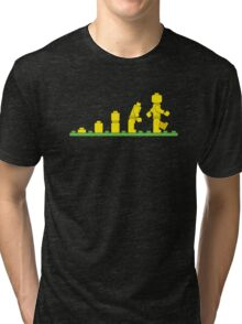 Lego Robot Evolutions Tri-blend T-Shirt