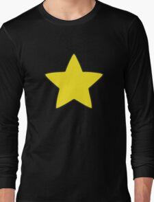 Steve Universe Yellow Star Long Sleeve T-Shirt