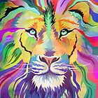 The King of Technicolor by Aimee Stewart