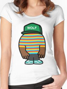 Tyler Wolf Creator Women's Fitted Scoop T-Shirt