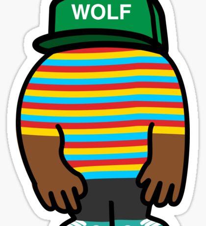 Tyler Wolf Creator Sticker