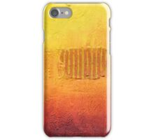 Climate Change series - Long Hot Summer  iPhone Case/Skin