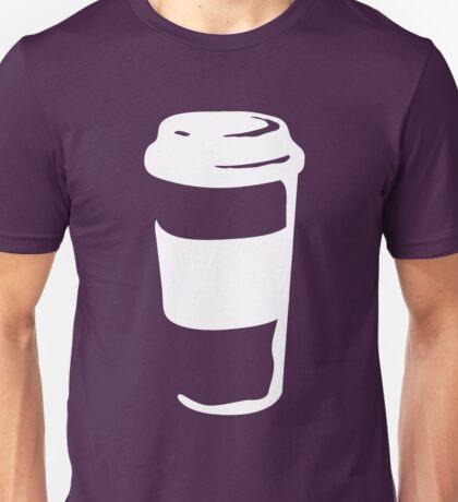 travel cup Unisex T-Shirt
