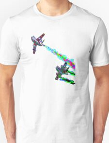 Dogfight Paint Bombing T-Shirt