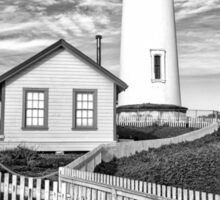 Pigeon Point Lighthouse - California USA Sticker