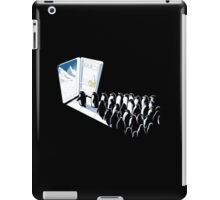 New World Ice iPad Case/Skin