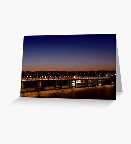 Iron Cove Bridge Greeting Card