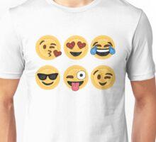 Mandala Emoji Unisex T-Shirt