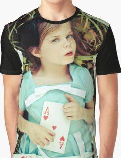 Alice in Wonderland - Ace Graphic T-Shirt