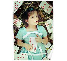 Alice in Wonderland - Ace Poster