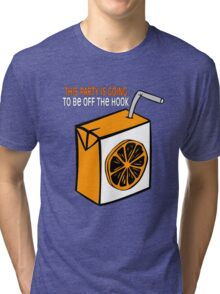 Off The Hook! Tri-blend T-Shirt
