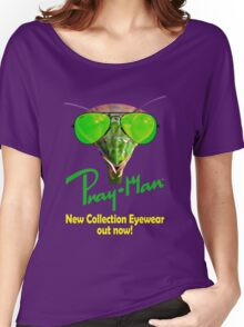 Pray man eyewear - new collection sunglasses out now Women's Relaxed Fit T-Shirt