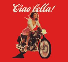 Ciao Bella! (Transparent background) Unisex T-Shirt
