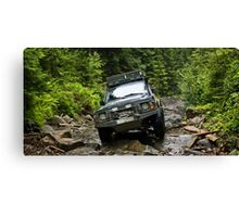 Offroad Canvas Print