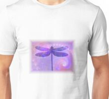 Cosmic Dragonfly Unisex T-Shirt