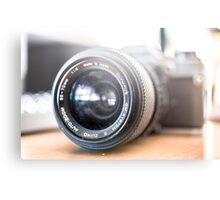 Olympus SLR Camera Canvas Print