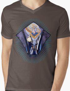 Warrior class Man - Saturn  Mens V-Neck T-Shirt