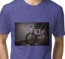 LED Bike Tri-blend T-Shirt