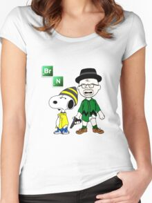 Breaking Nuts Women's Fitted Scoop T-Shirt