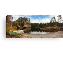 Oulanka National Park Canvas Print