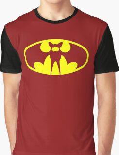 Zubat Pokemon Batman Graphic T-Shirt