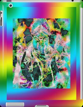 Ganesh 2 by Infinite Path  Creations