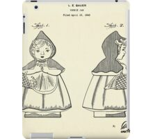 Cookie Jar-1943 iPad Case/Skin