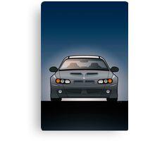 Modern Australian Icons: Holden Monaro HSV Z Series Canvas Print
