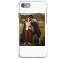 James Archer - The Parting of Burns and Highland Mary iPhone Case/Skin