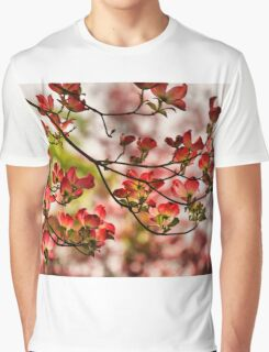Dogwood Blossoms Graphic T-Shirt