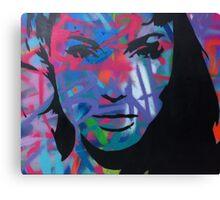 MK Canvas Print