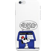 Doctor Cool iPhone Case/Skin