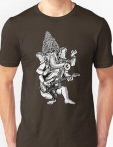 Ganesha Guitar Unisex T-Shirt