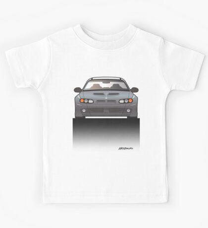 Modern Australian Icons: Holden Monaro HSV Z Series Kids Tee