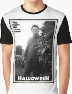 Halloween Graphic T-Shirt
