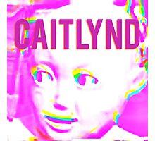 Caitlynd's Dare Photographic Print