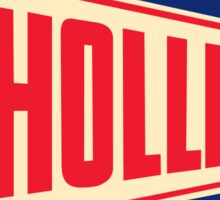 Holley Carburetion Racing Sticker