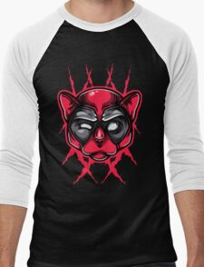 DeadPaw Men's Baseball ¾ T-Shirt