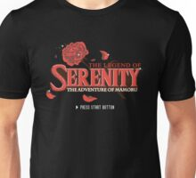 The Legend of Serenity, The Adventure of Mamoru Unisex T-Shirt