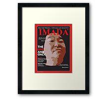 KEITH IMADA Framed Print