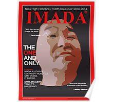 KEITH IMADA Poster