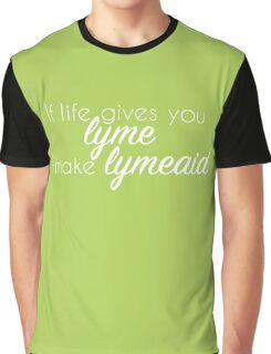 Lyme Disease Awareness Graphic T-Shirt