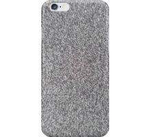 Black and White sprinkles. iPhone Case/Skin