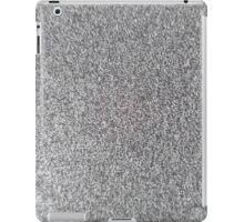 Black and White sprinkles. iPad Case/Skin