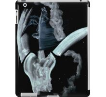 0047 - Brush and Ink - Face iPad Case/Skin
